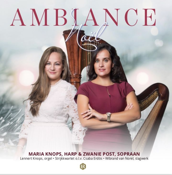 Kerst-cd 'Ambiance Noël'